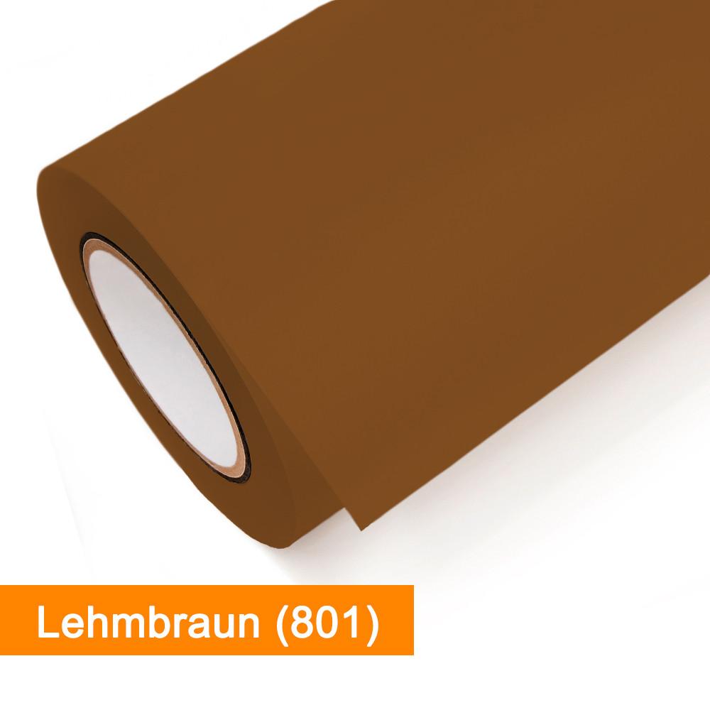 Plotterfolie Oracal - 631-801 Lehmbraun - günstig bei SalierShop.de