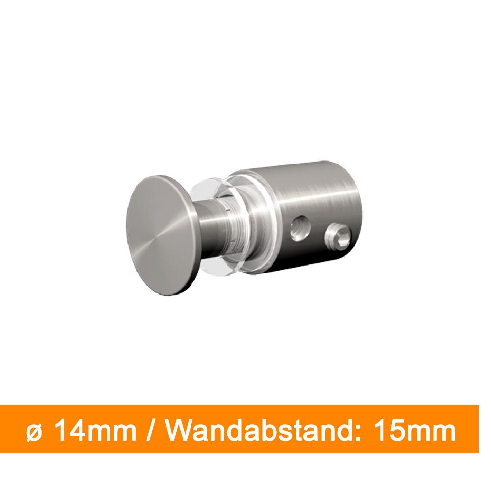 Abstandshalter ø 14mm / Abstand 15mm