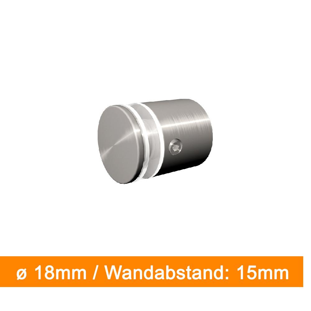 Abstandshalter ø 18mm / Abstand 15mm