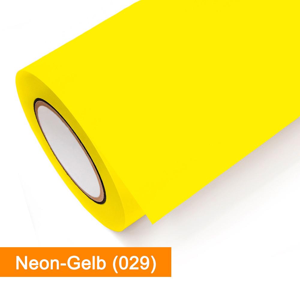 Oracal 6510   Flourescent Cal   Neon gelb   SalierShop.de
