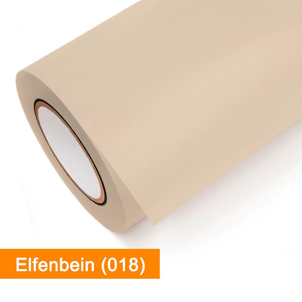 Plotterfolie Oracal - 751C-018 Elfenbein - günstig bei SalierShop.de
