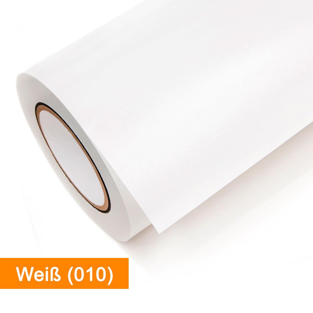 Plotterfolie Oracal - 651-010 Weiß - günstig bei SalierShop.de