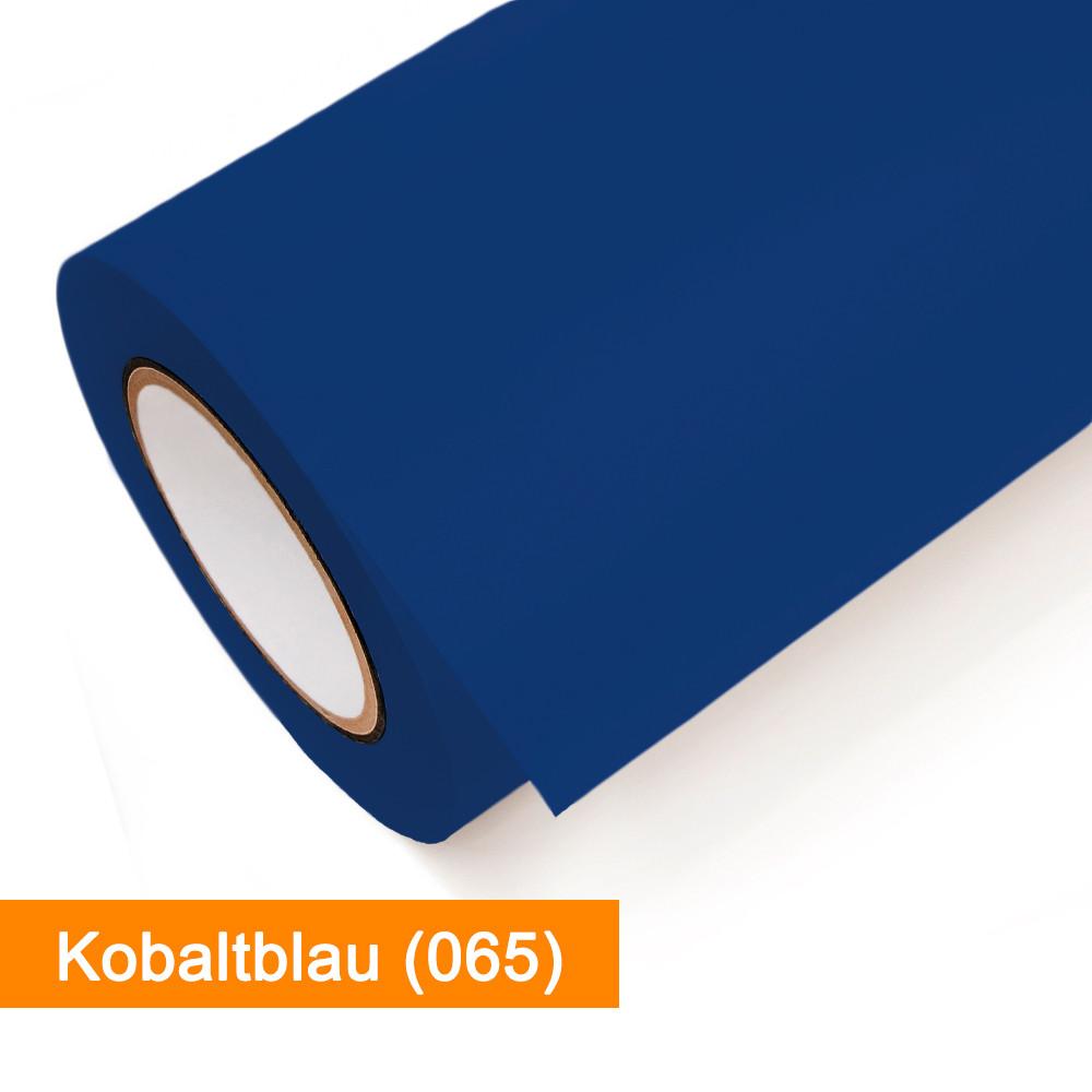 Plotterfolie Oracal - 651-065 Kobaltblau - günstig bei SalierShop.de