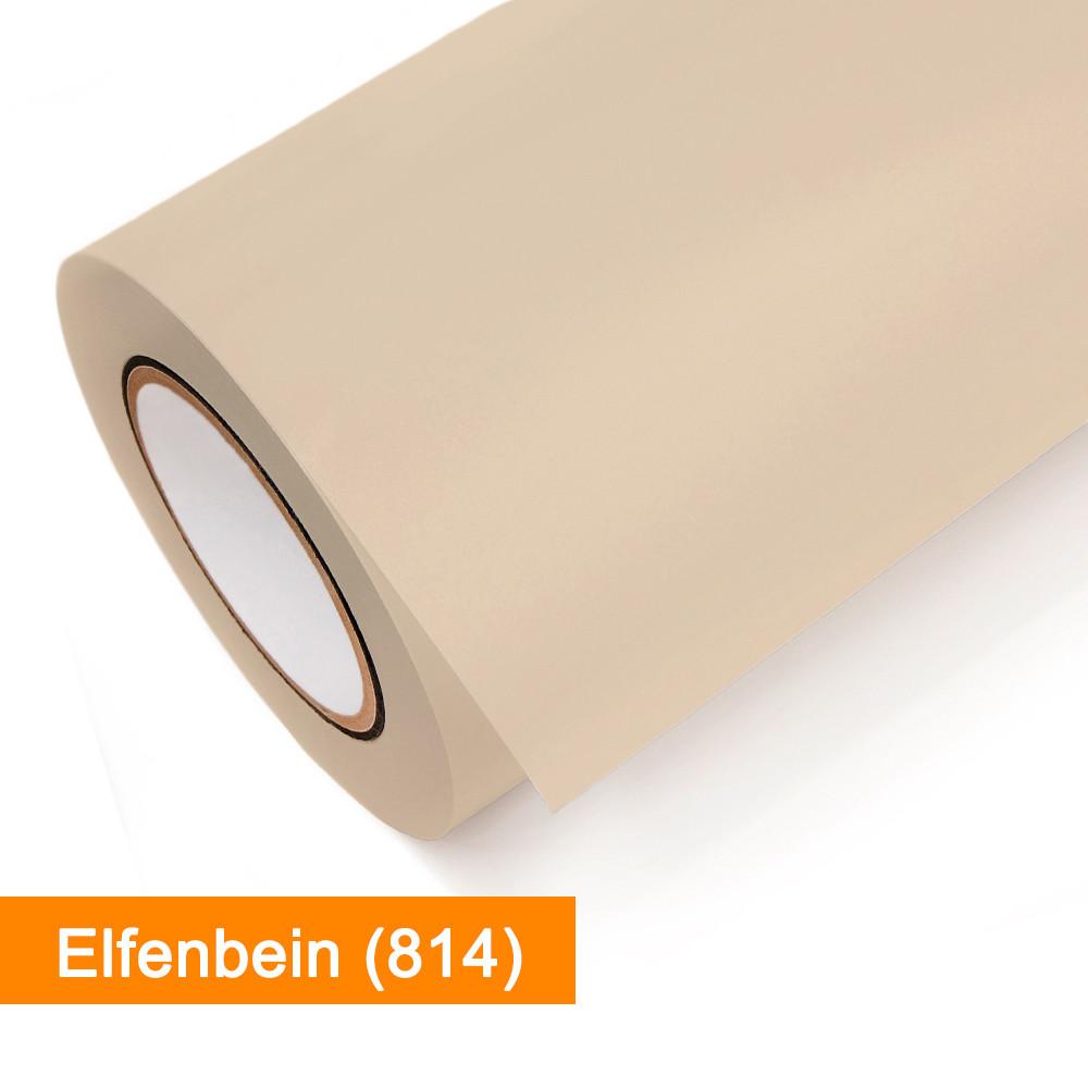 Plotterfolie Oracal - 631-814 Elfenbein - günstig bei SalierShop.de