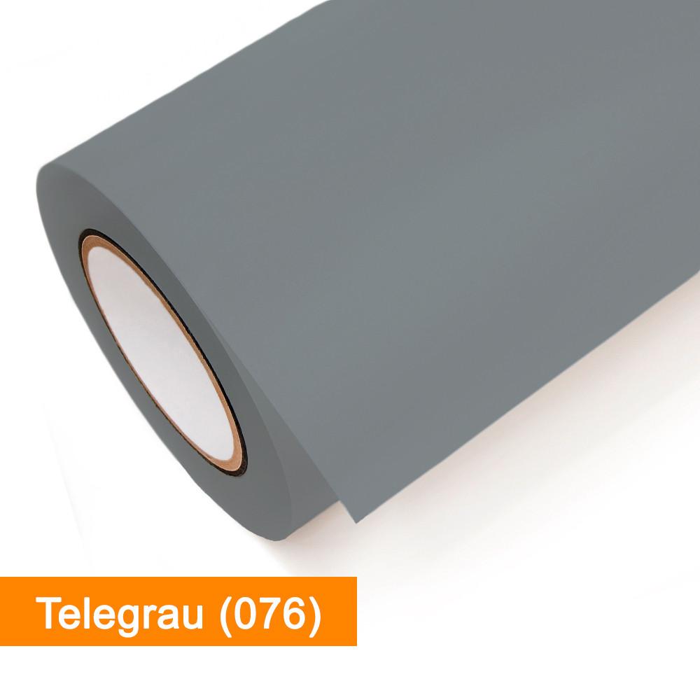 Plotterfolie Oracal - 651-076 Telegrau - günstig bei SalierShop.de