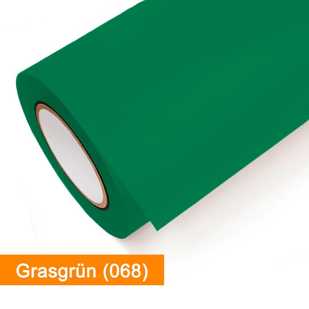Plotterfolie Oracal - 651-068 Grasgrün - günstig bei SalierShop.de