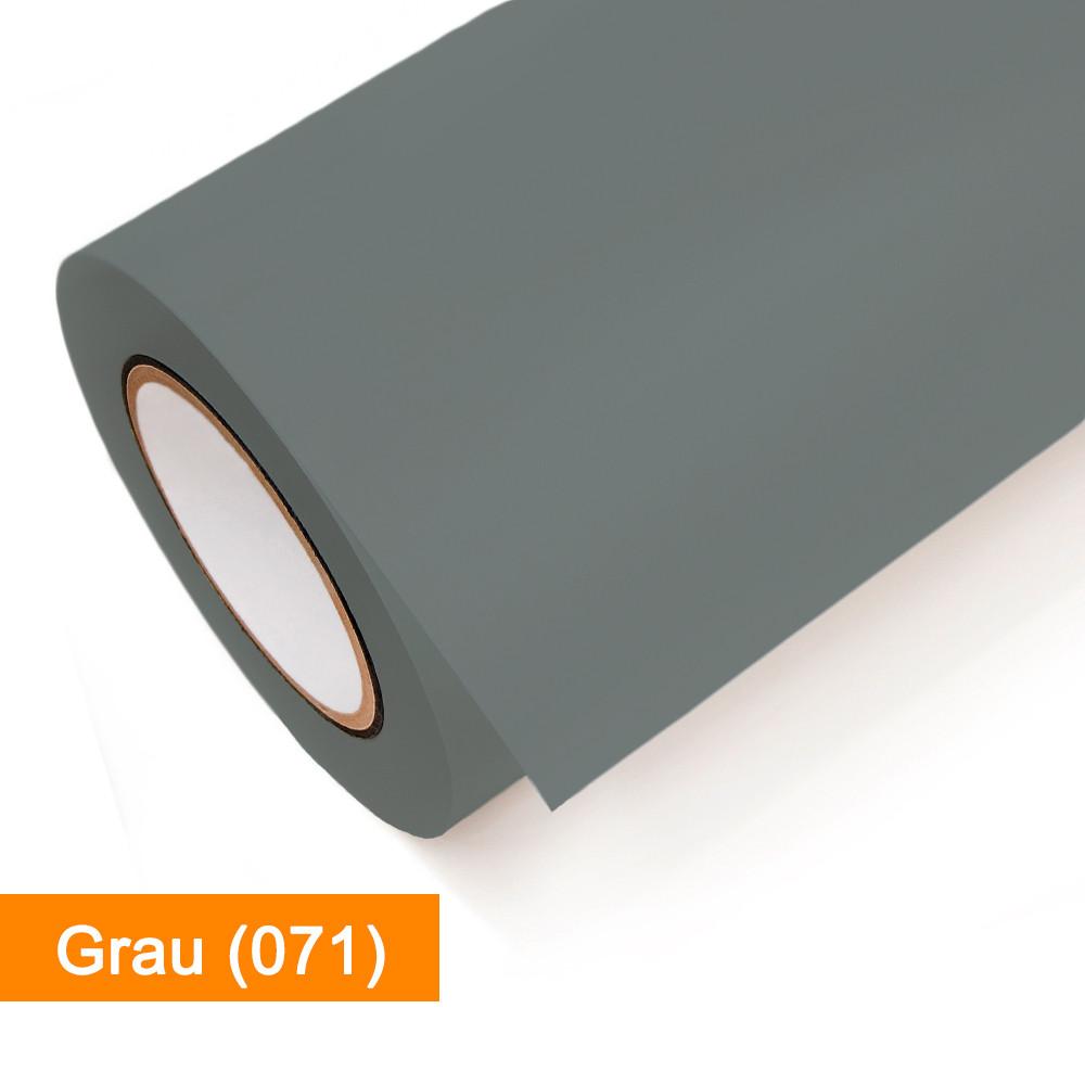 Plotterfolie Oracal - 631-071 Grau - günstig bei SalierShop.de