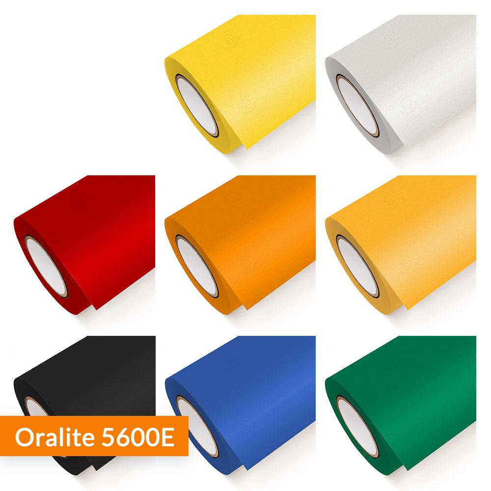 Reflexfolie Orafol Oralite 5600E - SalierShop.de