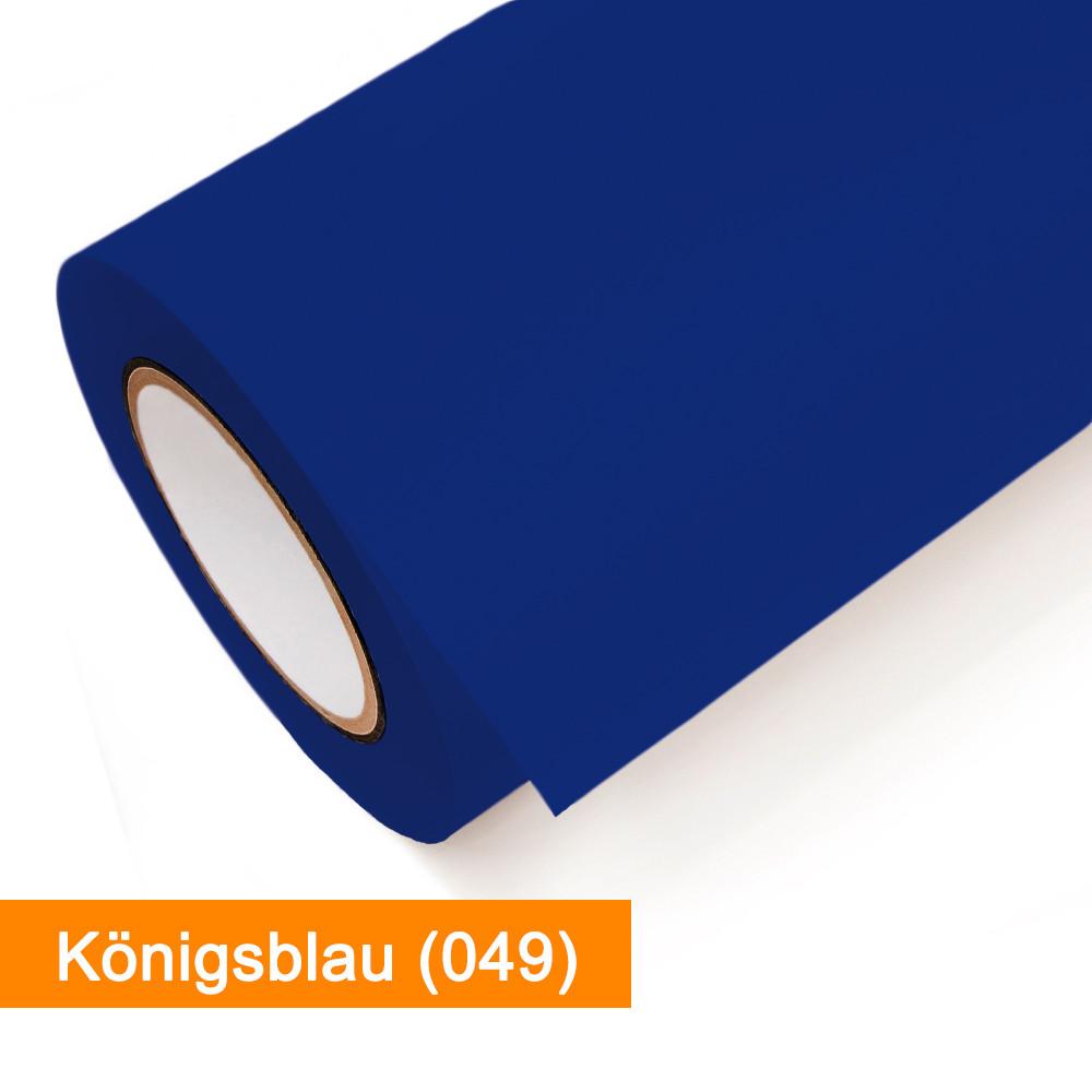 Plotterfolie Oracal - 651-049 Königsblau - günstig bei SalierShop.de