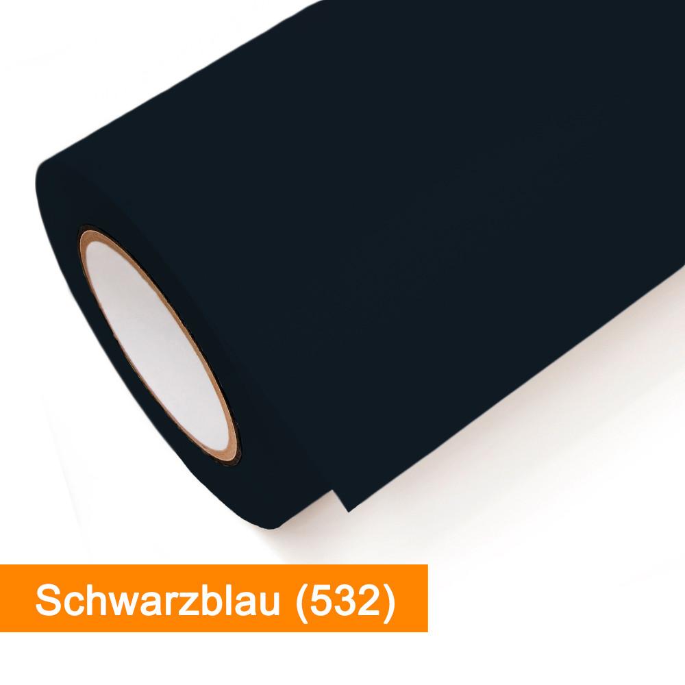 Plotterfolie Oracal - 751C-532 Schwarzblau - günstig bei SalierShop.de