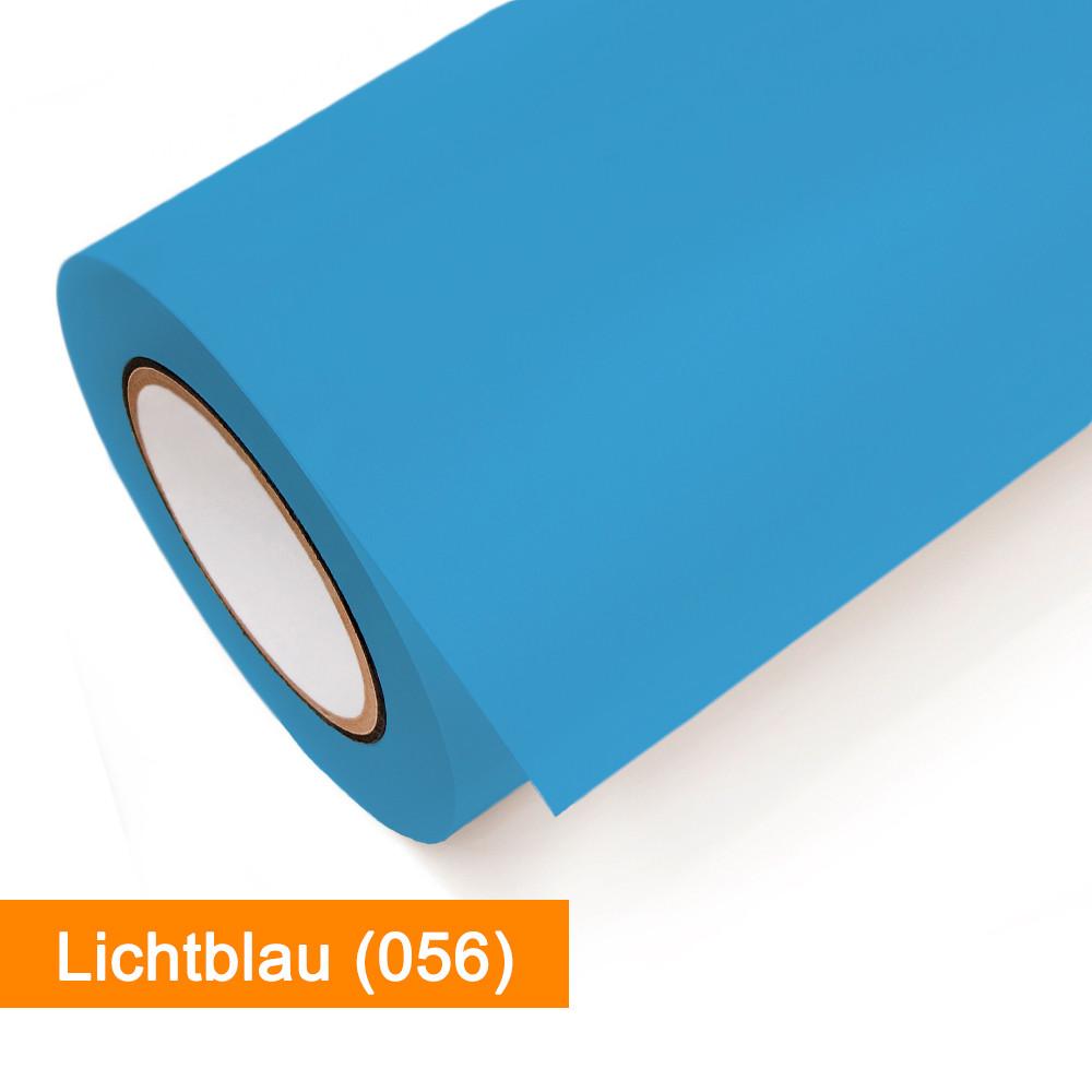 Plotterfolie Oracal - 651-056 Lichtblau - günstig bei SalierShop.de
