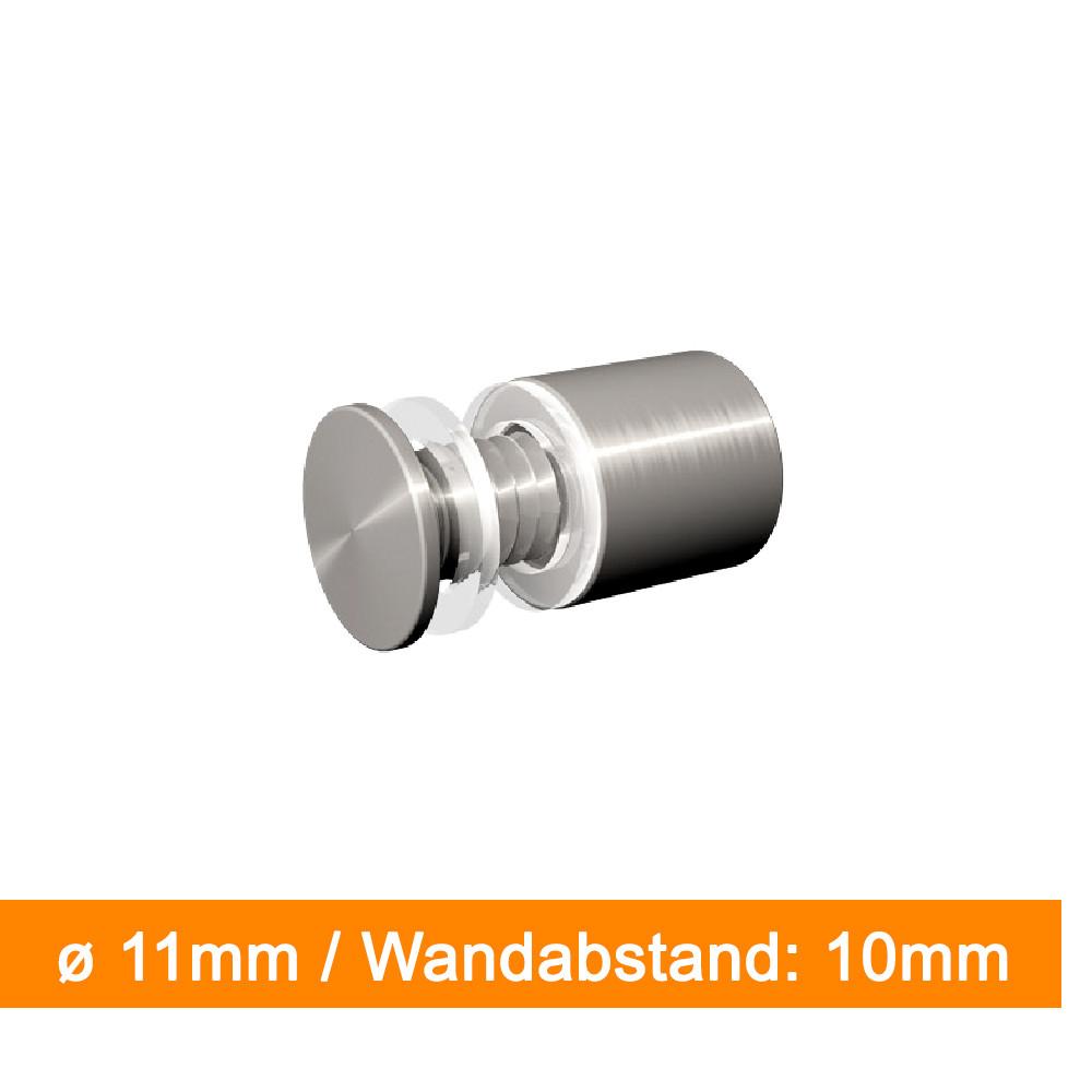 Abstandshalter ø 11mm / Abstand 10mm