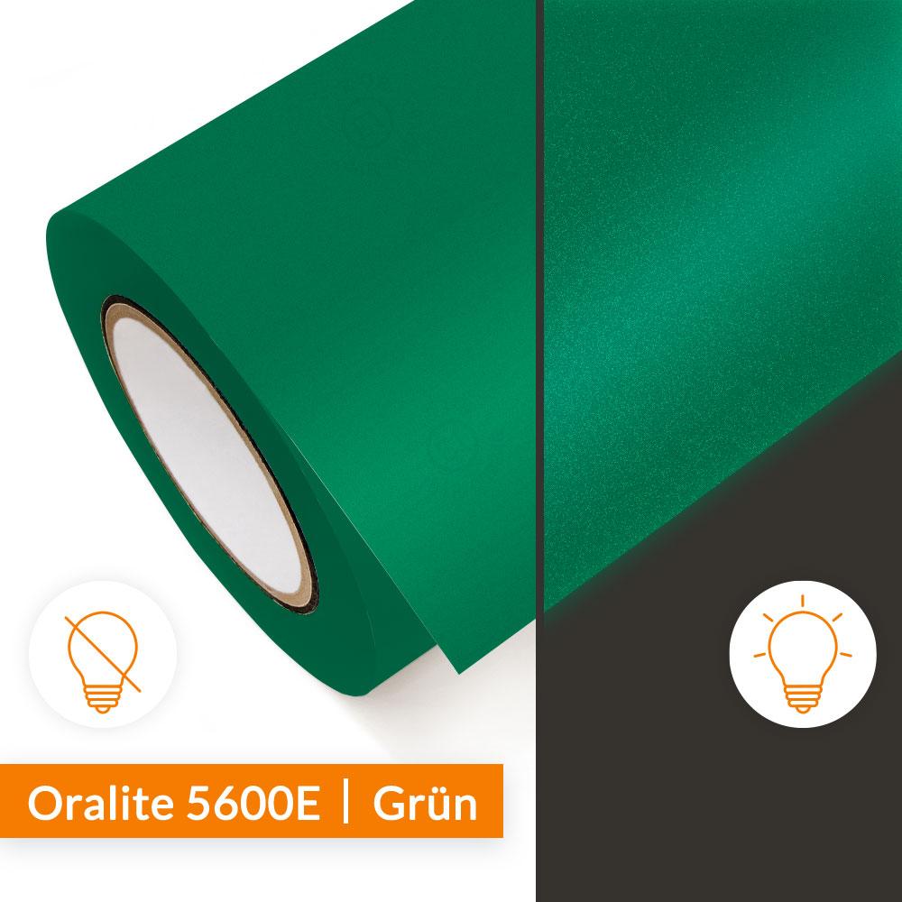 Reflexfolie Orafol Oralite 5600E Grün - SalierShop.de
