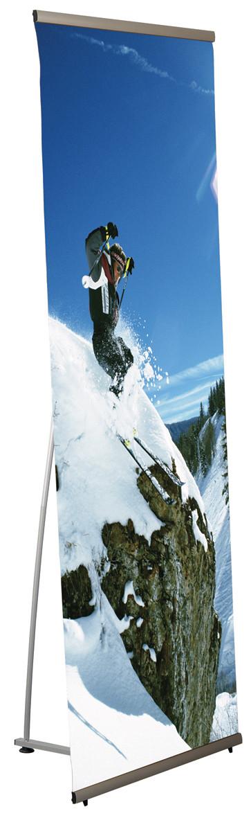 Quick Banner, einseitig, 700 x 2000 mm