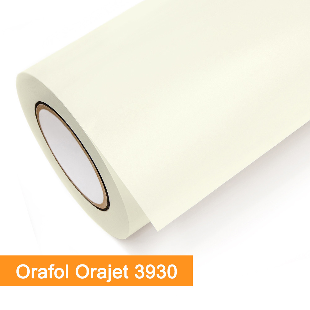 Digitaldruckfolie Orafol Orajet 3930 - SalierShop.de