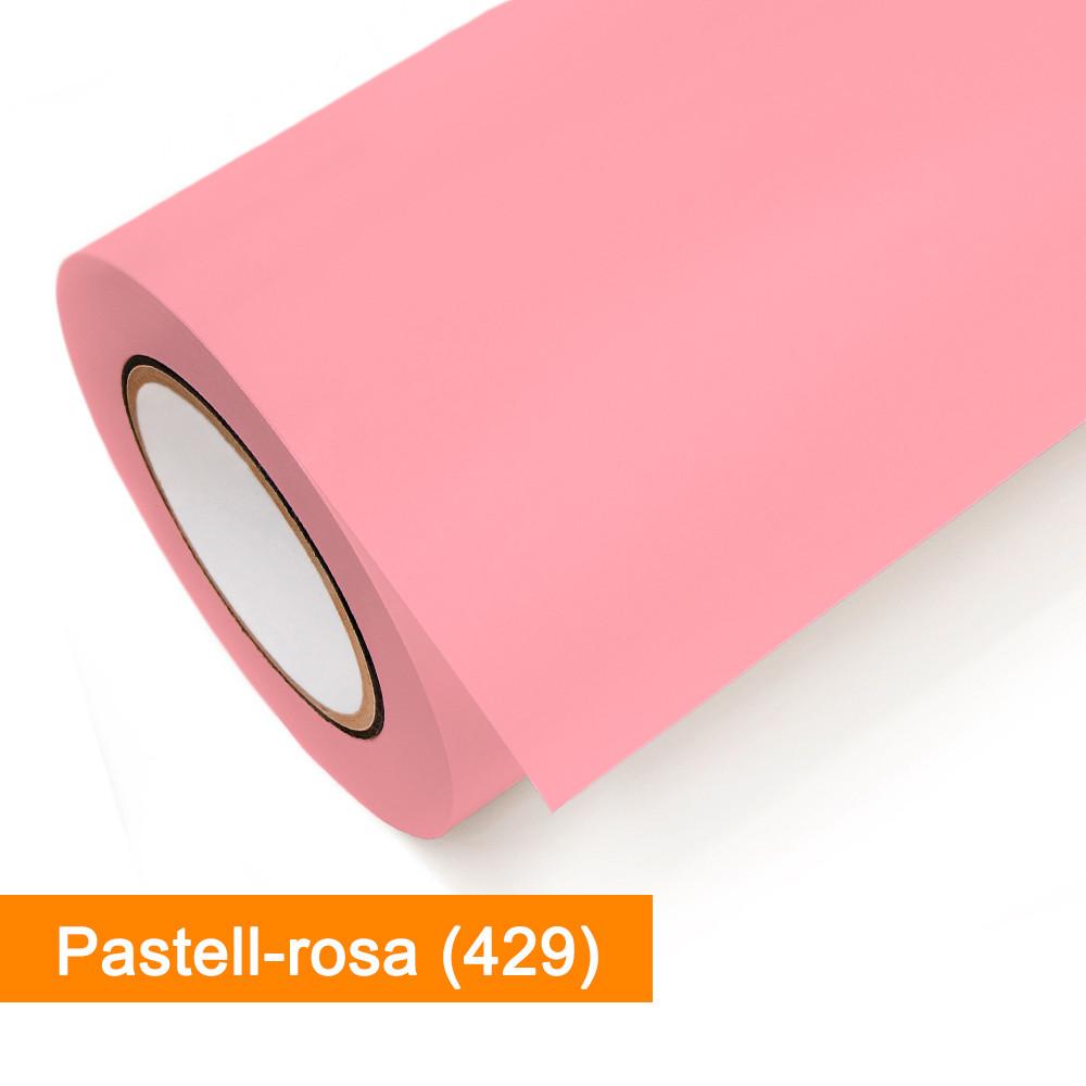 Plotterfolie Oracal - 631-429 Pastellrosa - günstig bei SalierShop.de