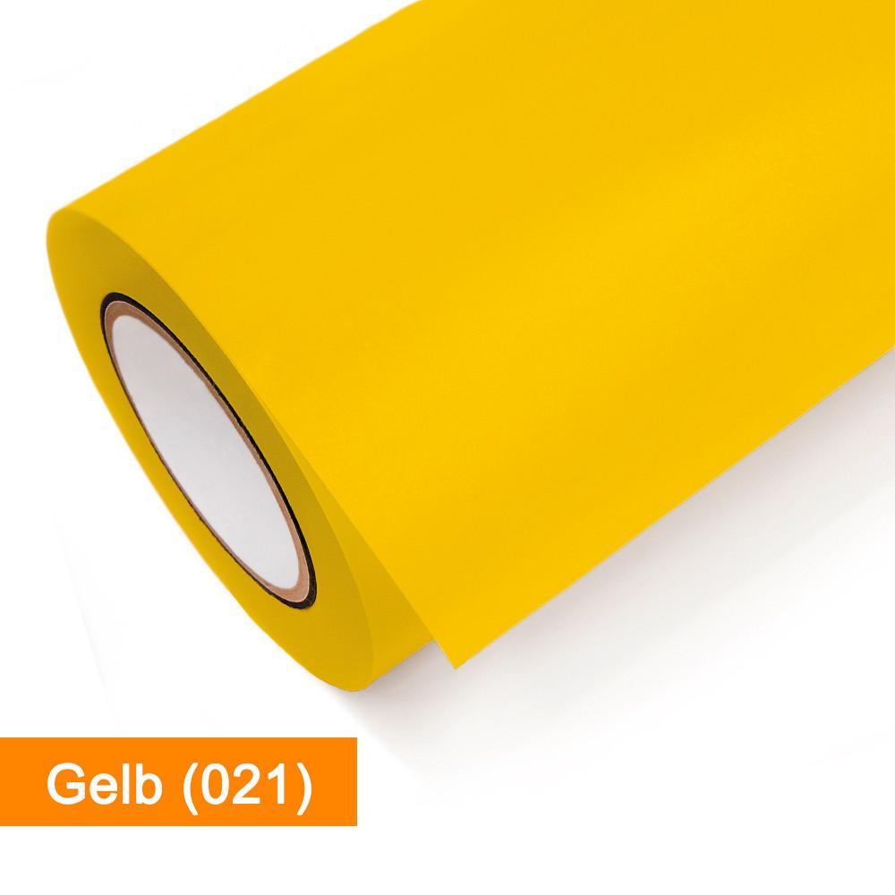 Plotterfolie Oracal - 651-021 Gelb - günstig bei SalierShop.de