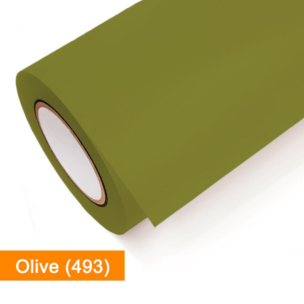 Plotterfolie Oracal - 631-493 Olive - günstig bei SalierShop.de