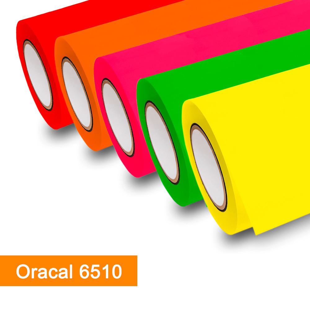 Oracal 6510 | Flourescent Cal | Tagesleuchtende Neon Folien |SalierShop.de