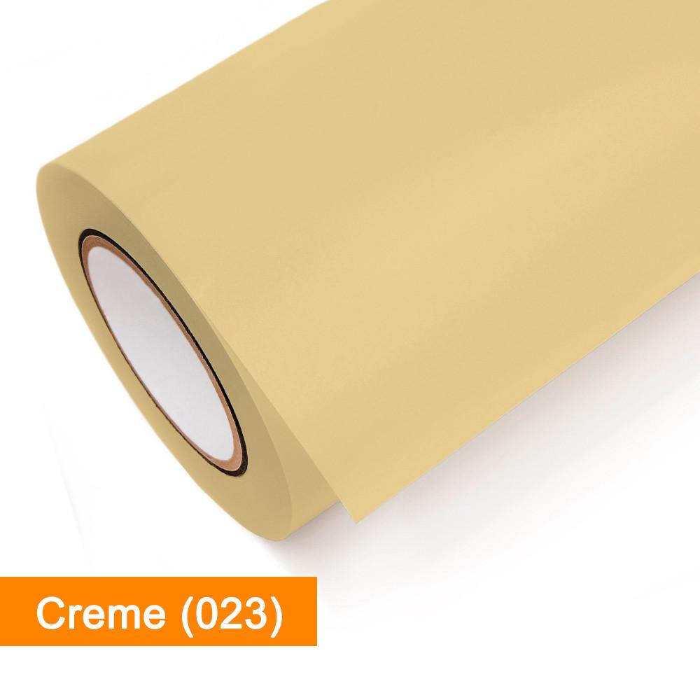 Plotterfolie Oracal - 651-023 Creme - günstig bei SalierShop.de
