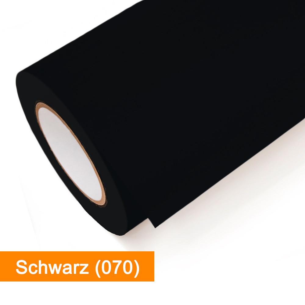 Plotterfolie Oracal - 651-070 Schwarz - günstig bei SalierShop.de