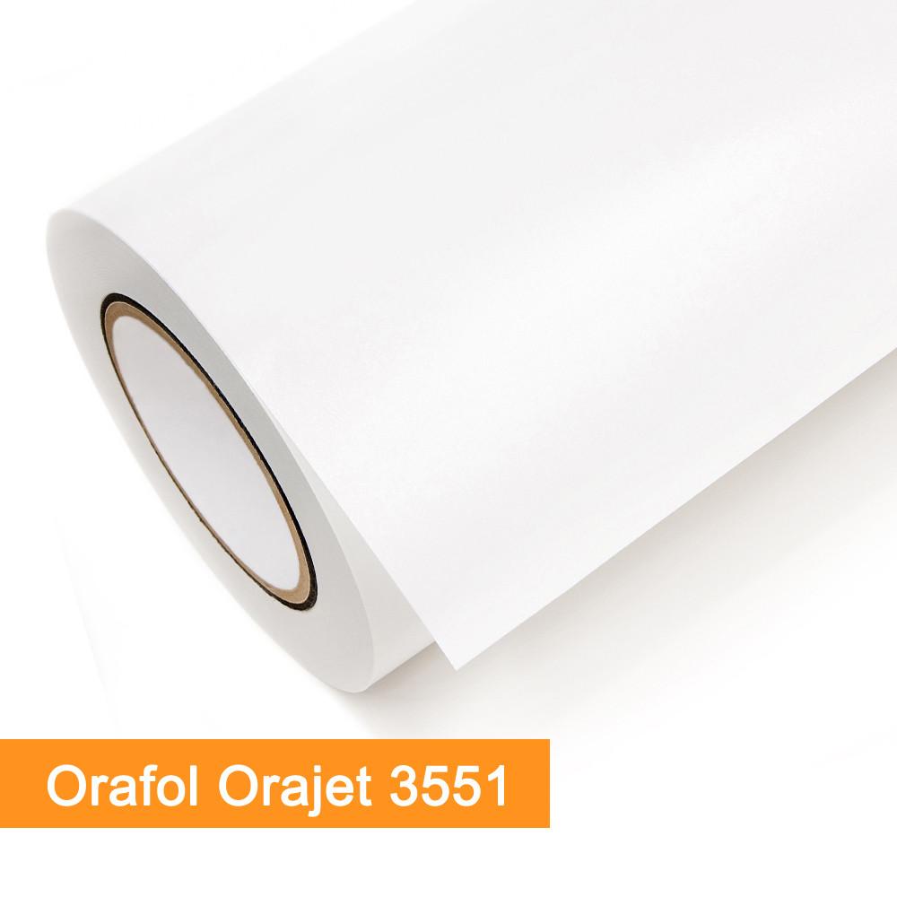 Digitaldruckfolie Orafol Orajet 3551 - SalierShop.de