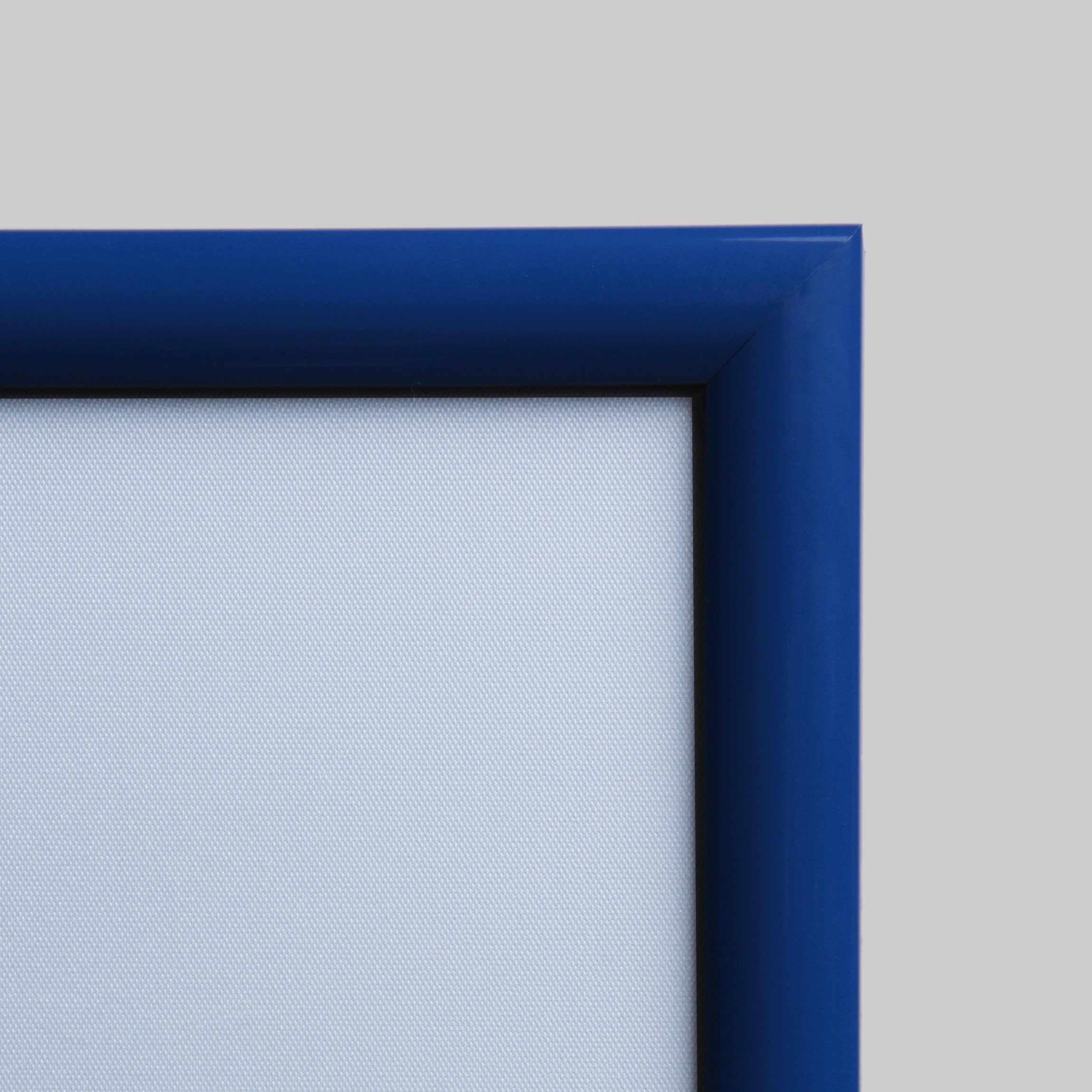 Klapprahmen, 25 mm, DIN A3, blau RAL 5002