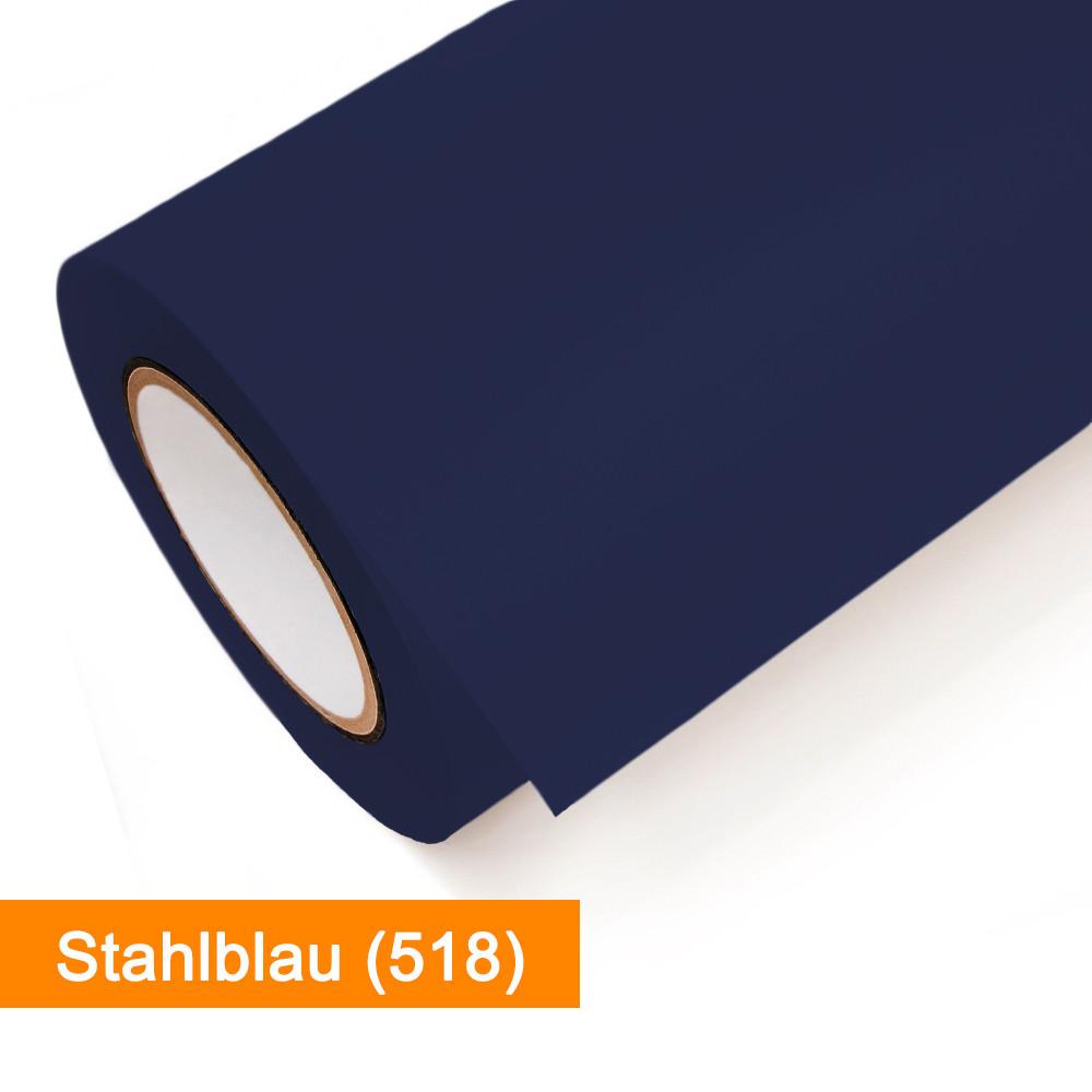 Plotterfolie Oracal - 651-518 Stahlblau - günstig bei SalierShop.de