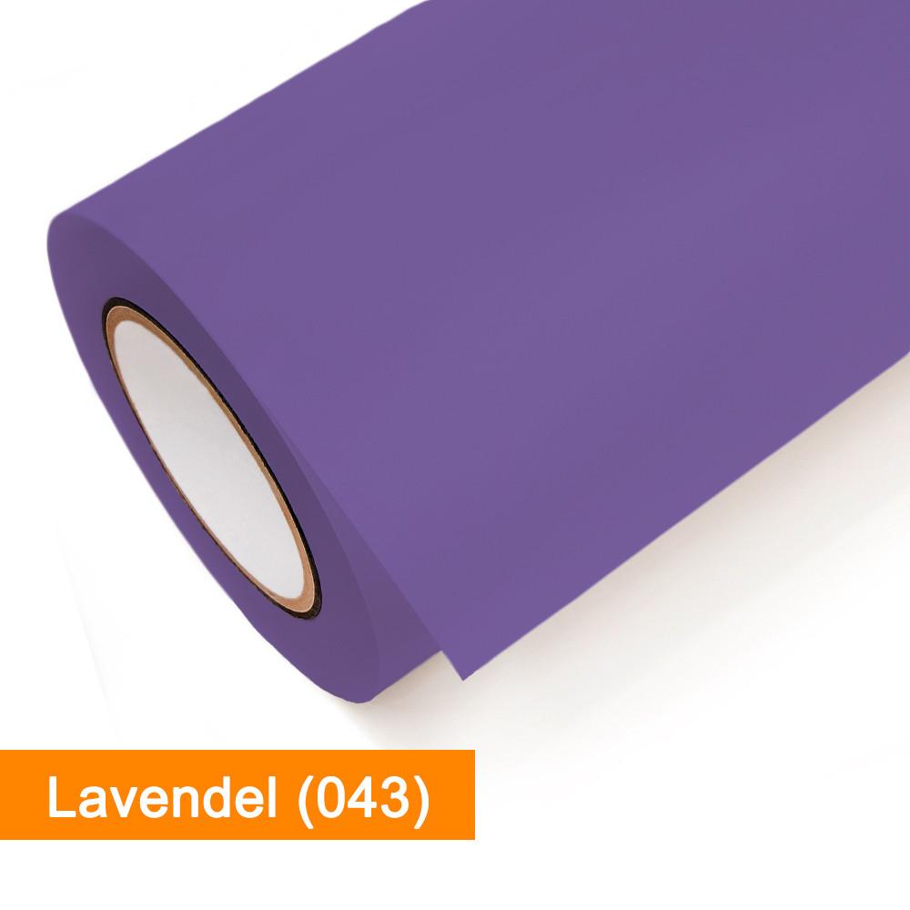 Plotterfolie Oracal - 751C-043 Lavendel - günstig bei SalierShop.de