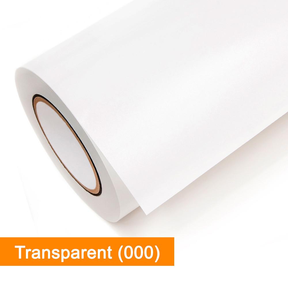 Plotterfolie Oracal - 751C-000 Transparent - günstig bei SalierShop.de