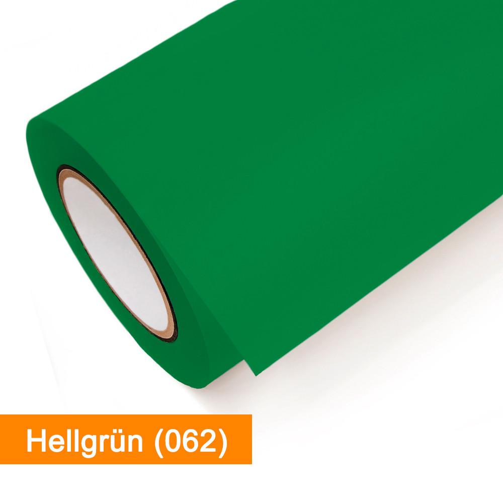 Plotterfolie Oracal - 631-062 Hellgrün - günstig bei SalierShop.de