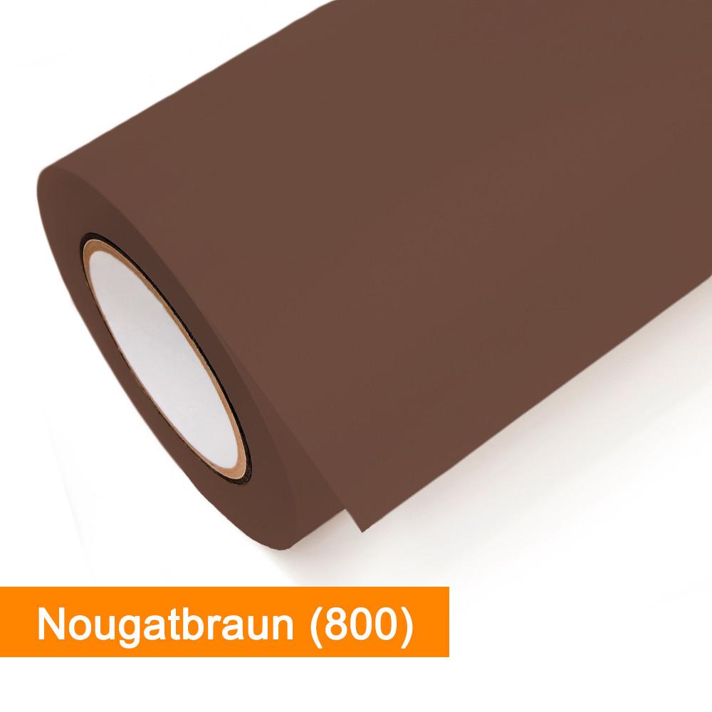Plotterfolie Oracal - 631-800 Nougatbraun - günstig bei SalierShop.de