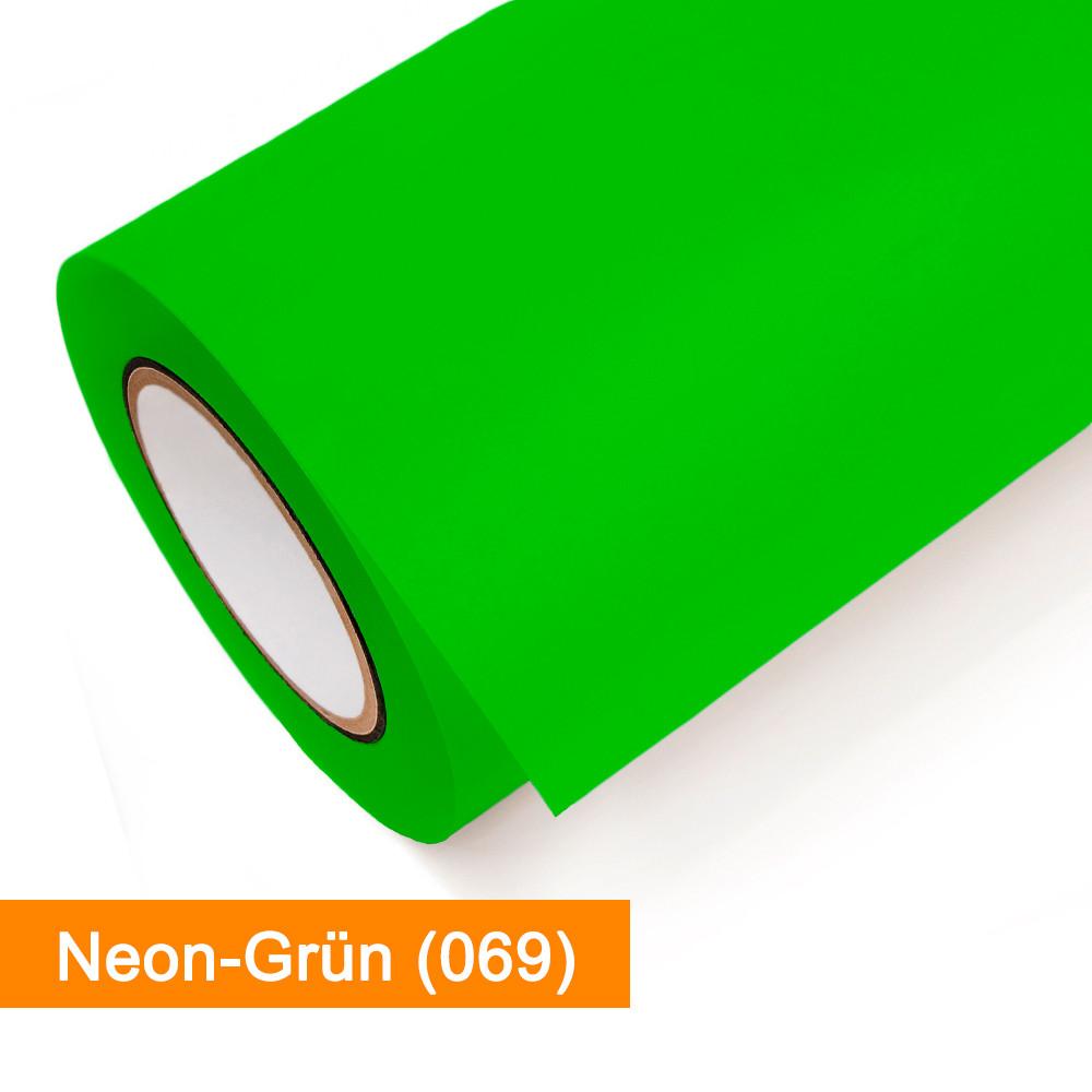Oracal 6510 | Flourescent Cal | Neon grün | SalierShop.de