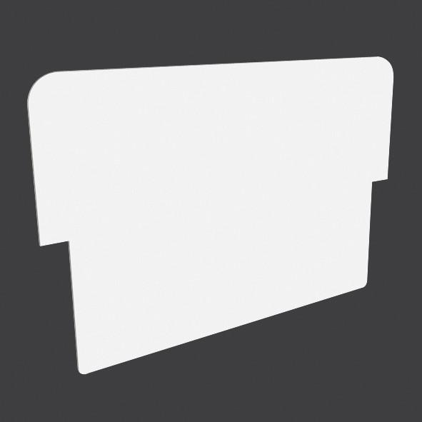 Topschild für Kundenstopper, DIN A0