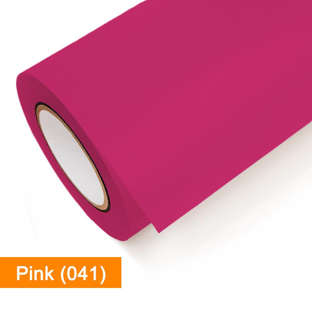 Plotterfolie Oracal - 631-041 Pink - günstig bei SalierShop.de